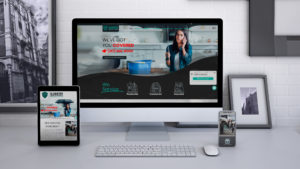 Gladiator Roofs WordPress Web Design and Development